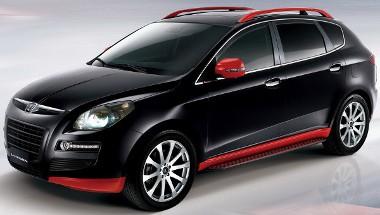 SUV-nek mondják, pedig nem lett érdemben magasabb a Luxgen7-nél a Sport+