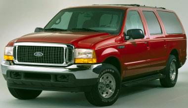 Leáldozott az olyan benzinfaló óriásoknak, mint a Ford Excursion