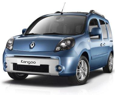 Be Bop lökhárítót kapnak a csúcs-felszereltségű Kangoo-k 2011-től