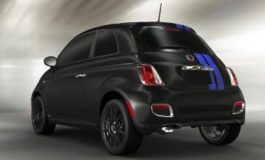 Az Egyesült Államokban a Mopar katalógusban lesznek a Fiat 500 kiegészítők