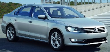 Passat lett a neve a New Midsize Sedannak, biztosan nem jön Európába