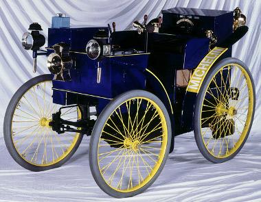Már 1895 óta részt vesz a versenysportban a Michelin