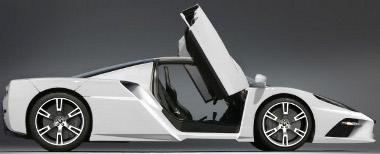 Látványos tervekben nem volt hiány, de autót soha nem gyártott az Arash Motor Company