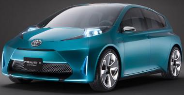 Városi autóval indul majd a Prius kínálat, de nem Európában. A Yaris hibrid drágább vetélytársa lenne