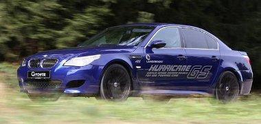 A világ leggyorsabb, földgáz-üzemű autója a G-Power legújabb alkotása