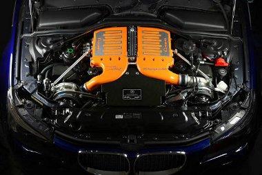 Két kompresszor és földgáz-szett: 660 lóerő és 650 Nm az eredmény