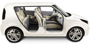 Egy Kia Soul alapján mutatja meg a jövő autóbelsőjét a Johnson Controls