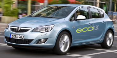 Motorleállítóval tovább csökken az Astra Ecoflex fogyasztása