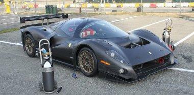 Hasonlít a P4/5-re a Competizione, pedig teljesen más autó
