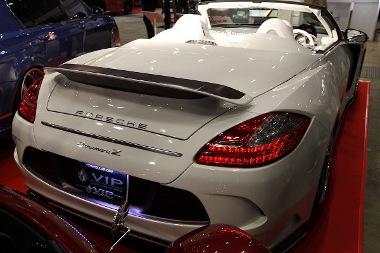 A Panamera Z név alapján tudhatja a megelőzött autós, hogy nem zuffenhauseni építésű autó hajtott el mellette