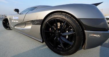 Szuperautók szuperabroncsa: ez az új Michelin Pilot Super Sport