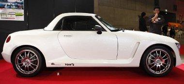 A tengelytáv talán lehetne rövidebb, de nem ezen múlna az autó sikere