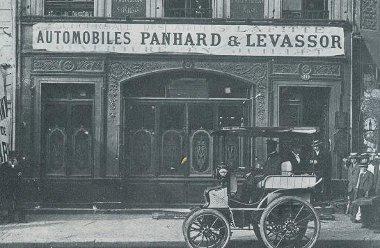 Panhard&Levassor márkájúak a legöregebb, műszakis autók