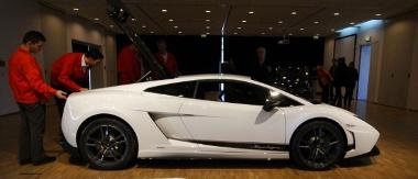 Győrben gyártott motor hajtja a Lamborghini Gallardo Superleggerát