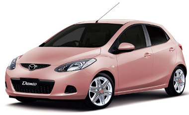Elektromos autót készít a Mazda a Demio kisautóból (nálunk Mazda2 néven forgalmazzák)