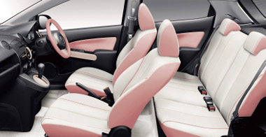Önmagában is nehéz lesz majd túladni az autón, nem valószínű, hogy a Hello Kitty belsővel készül majd az elektromos változat