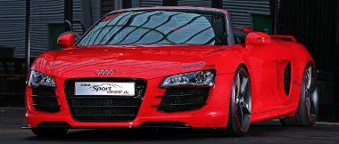 Mélyen a pénztárcájába kell nyúlnia annak az R8 tulajnak, aki a Sport Wheels tuning csomagjára vágyik