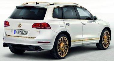 V8-as dízelmotor mozgatja a Gold Editiont