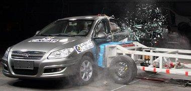 Kellően biztonságosak a legújabb kínai autók, európai forgalmazásuknak nincs sok akadálya