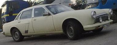 Jaguarból Volga - nagy melő volt, de egész tűrhető lett a végkifejlet