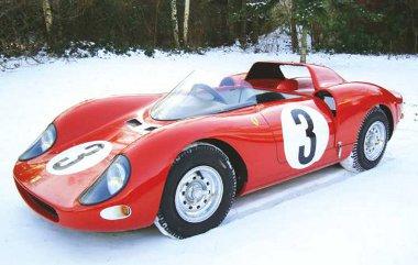 50 km/órás sebességgel is száguldhat a e La Chapelle gyerek-Ferrarija
