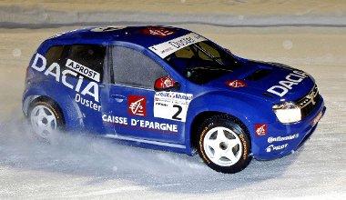 A hírek szerint a Pikes Peak meghódítására készlü a Dacia a GT-R motoros Dusterral