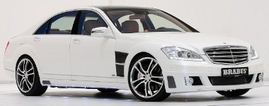 A Brabus 55 lóerővel növeli a teljesítményt, a Mercedes dízel azonban marad Euro 6-os