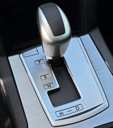 A 2,5 literes motort kizárólag CVT sebességváltóval társítják