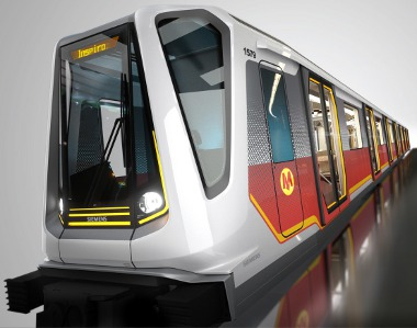 A BMW formatervezői is dolgoztak az új varsói metrószerelvényeken