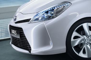 Európai premier: Toyota Yaris szériaváltozat és Yaris HSD hibrid tanulmány