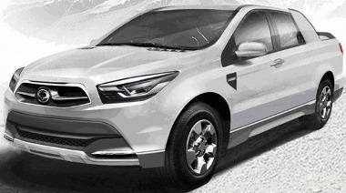 Konvencionálisabb megjelenéssel lesz megvásárolható 2011 végétől a Ssangyong pickupja