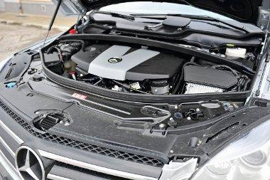 A V6-os dízel fogyasztása piros pontot kap