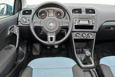 Tipikus Volkswagen: steril vezetői környezet és hibátlan minőség
