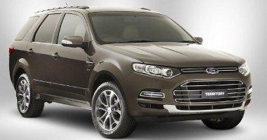 Illeszkedik az új Ford formavilágba az önhordó karosszériás ausztrál Territory