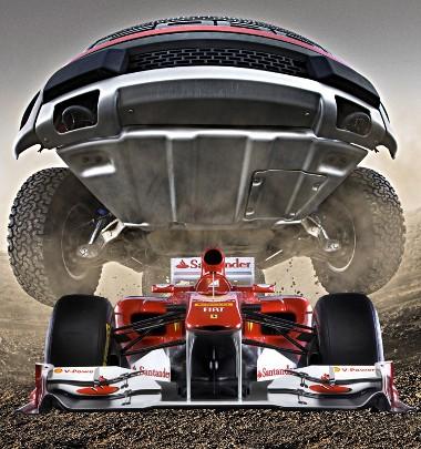 Legszívesebben eltaposná a Ford a Ferrarit azért, mert ellopta legnépszerűbb autójának a nevét