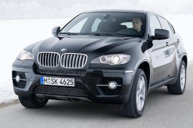 Új extrákkal próbálnak meg még több pénzt legombolni a BMW X6 vásárlókról