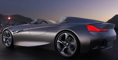 Ilyen izgalmas lehetne a Z4-nél kisebb BMW roadster, ha a cégvezetés is rábólintana