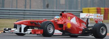 Visszakozott a Ferrari, átnevezték a Formula-1-es autójukat, nehogy a Ford pereljen