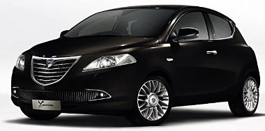 Piactól függően Lancia és Chrysler márkanéven egyaránt forgalmazzák majd a autót