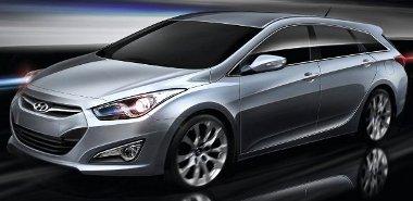 A számítógépes grafika élethűen szemlélteti a formát. LED-es nappali menetfényt kap az autó