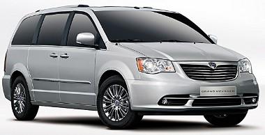 Chryslerként kezdte, később Dodge és Plymouth néven is volt. Most épp Lancia Grand Voyager a neve az egyterűnek