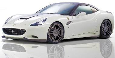 Lépést tud tartani a nagy Ferrarikkal a California a Novitec Rosso tuning után