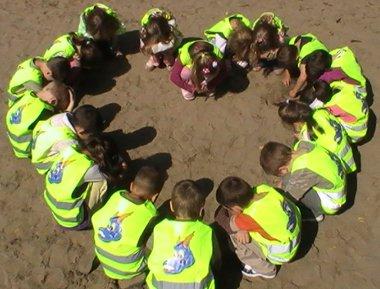 Idén is folytatódik a kisgyermekek közlekedési oktatása Goodyear támogatással