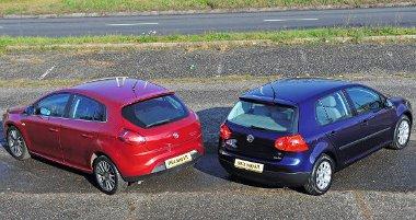 Mindkét modellből a benzines változatok dominálnak