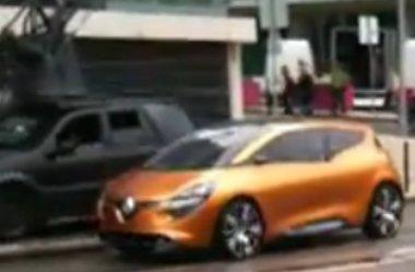 Lisszabon belvárosában forgatták a promo-videót a Renault második genfi tanulmányáról