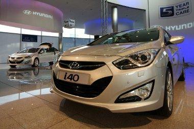 Egyszerre két, előszériás autót is prezentált a Hyundai a genfi világpremier előtt két héttel
