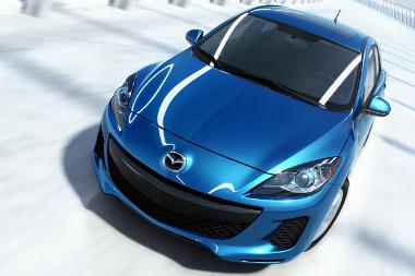 Eltűnt a kaján vigyor a Mazda3-as orráról