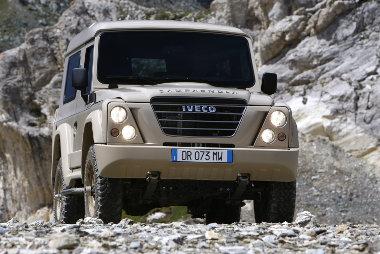 Leáll az Iveco Massif és Campagnola sorozatgyártása is