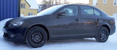 Volkswagen orr, Skoda hátsó - jó eséllyel egy Audit látunk
