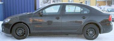 Hatalmas tengelytáv, széles nyomtáv - ez lenne a győri Audi A3 Sedan?